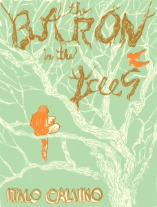 Our recommendation for the #Book-A-Day challenge is Baron in the Trees by Italo Calvino.
