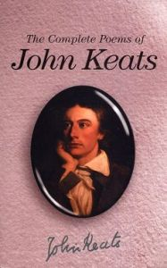 The Complete Poems of John Keats is our #Book-A-Day suggestion.