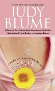 Need a reading challenge?  Try reading a book a day.  All books are suggested AP reading.  Today's pick is Forever by Judy Blume.