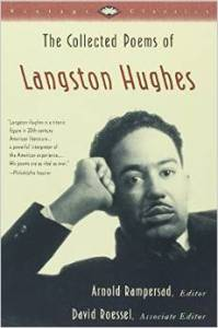 The Collected Poems of Langston Hughes is today's pick for our #Book-A-Day challenge.