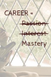 Pinterest - Passion vs Interest