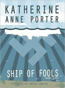 Today's choice for the #Book-A-Day challenge is Ship of Fools by Grace Conlin.