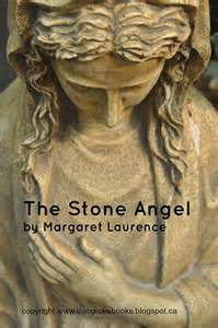 The Stone Angel by Margaret Laurence is our suggested AP reading.  #Book-A-Day.