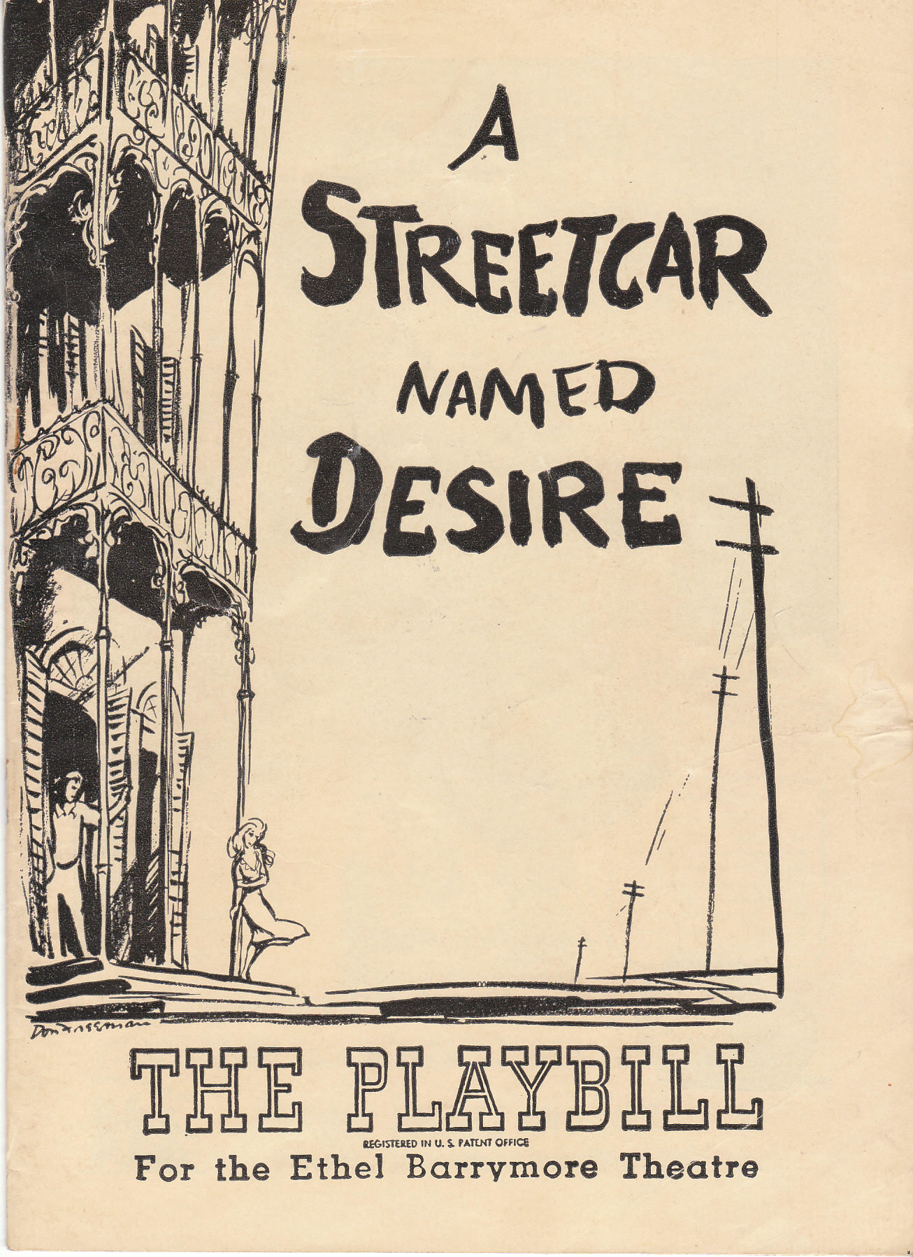 the realistic view point of a streetcar named desire by tennessee williams View a_streetcar_named_desire_study_questions from chm 2054l at university of florida english 4, honors a streetcar named desire by tennessee williams study questions answer the following questions.