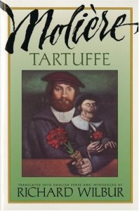 Today's #Book-A-Day suggestion is the classic Tartuffe by Moliere.