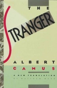 Here's a suggestion for AP reading material - The Stranger by Albert Camus.  #Book-A-Day