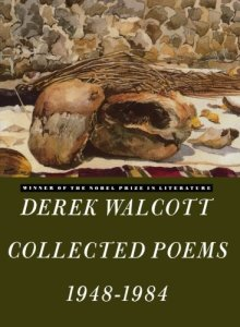 Erek Walcott Collected Poems 1948-1984 is our choice for today's #Book-A-Day.