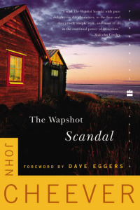 Today's choice for the #Book-A-Day challenge is the Wapshot Scandal by John Cheever.