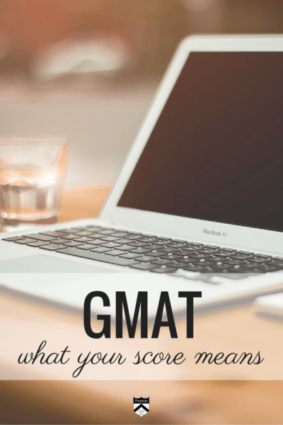 What Your GMAT Score Means • Prepwise