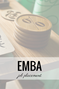 emba job placement