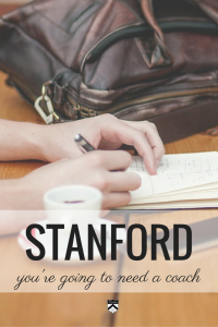 If you're applying to the highly competitive Stanford GSB, you are going to need a coach. Here are some tips on how to choose a coach.