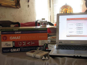 gmat and computer