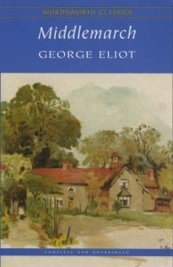 If you would like a great book about English provincial life in the 1830's, then try Middlemarch by George Eliot.