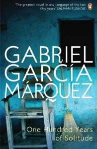 Today's pick for the AP #Book-A-Day challenge is One Hundred Years of Solitude by Gabriel Garcia Marquez.