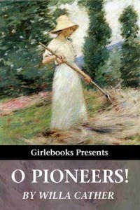 Today's choice for the #Book-A-Day reading challenge is O Pioneers! by Willa Cather.