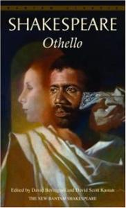 No self-respecting reading list would leave out Shakespeare.  For today's #Book-A-Day is Othello by Shakespeare.