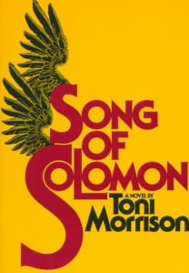Song of Solomon by Toni Morrison is a great read and our suggested AP reading.  #Book-A-Day