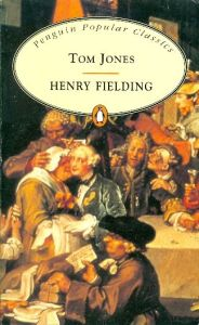 Tom Jones by  Henry Fielding is another great reading suggestion for #Book-A-Day.