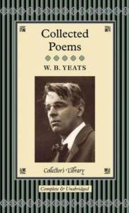 Collected Poems of W. B. Yeats is our suggested reading for anyone, but especially for those taking part in the #Book-A-Day challenge.